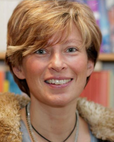 Pfarrerin Dr. Anke Kaloudis
