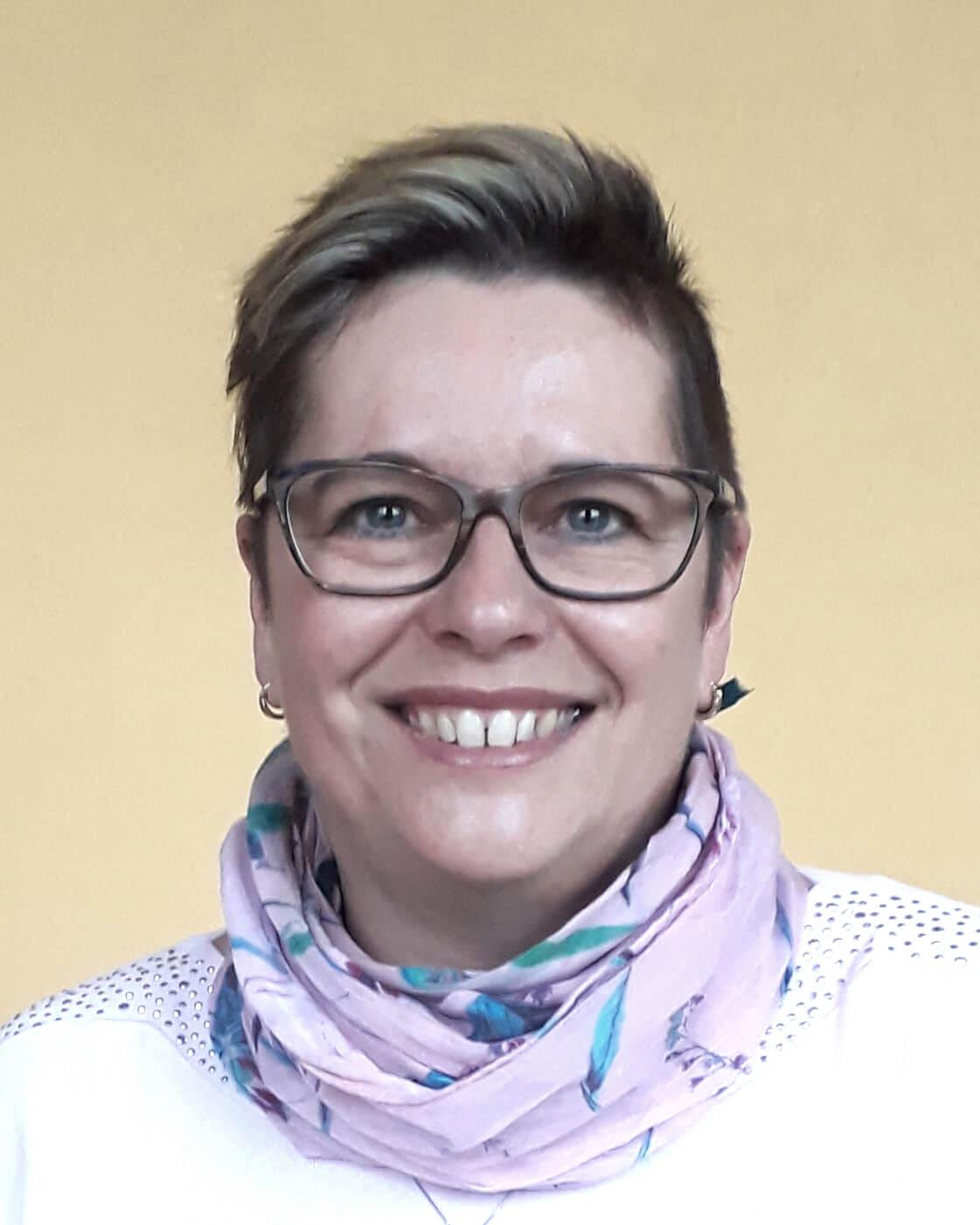 Lektorin Christiane Hartmanshenn