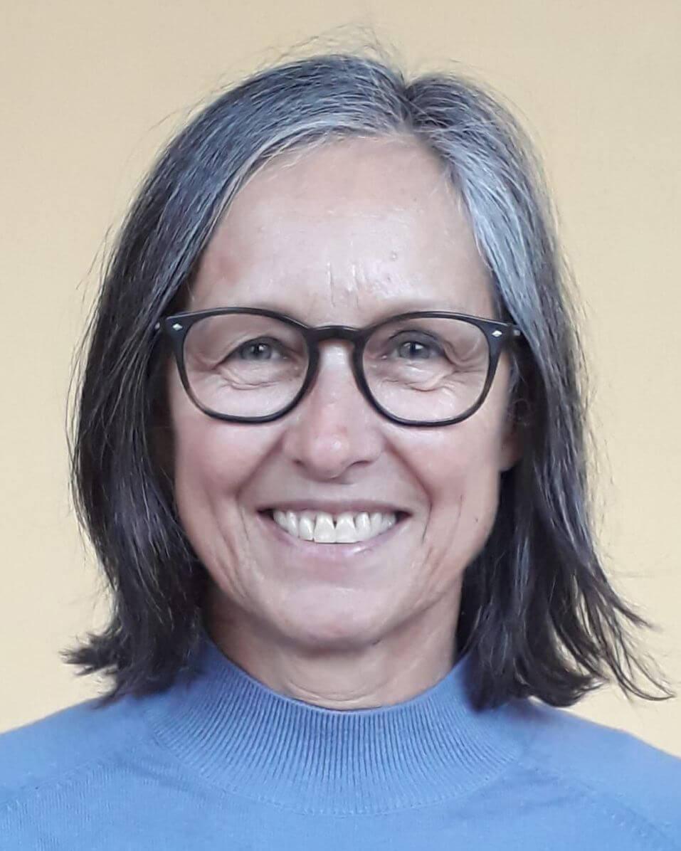 Lektorin Gitta Schmidt
