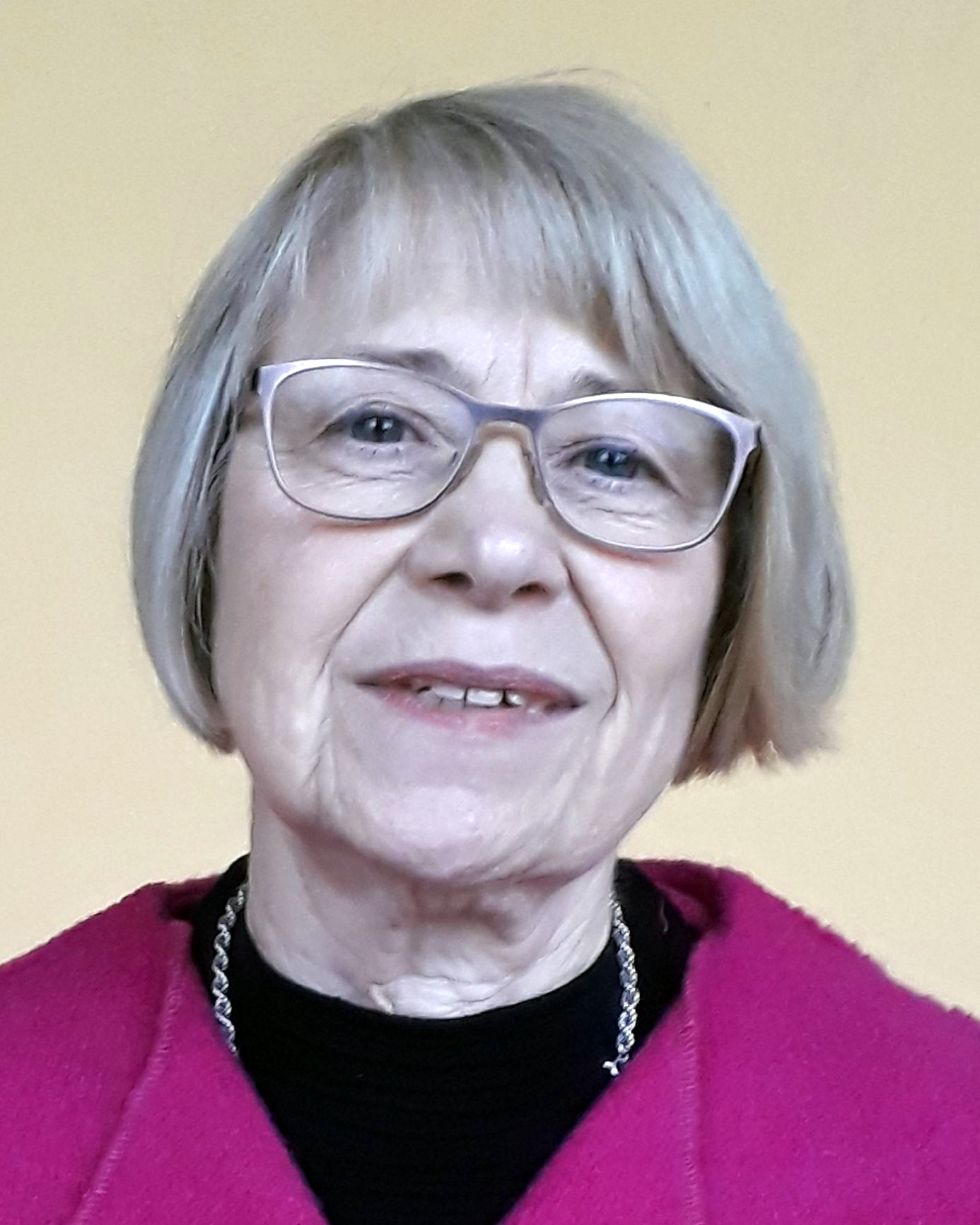 Lektorin Monika Ilona Pfeifer