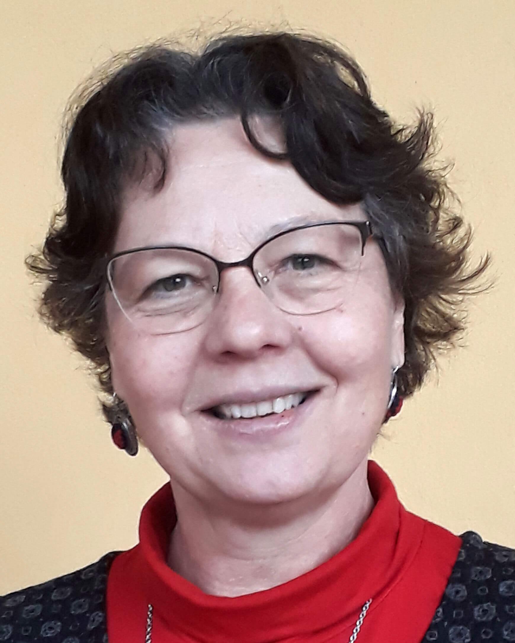 Prädikantin Ulrike Goldmann