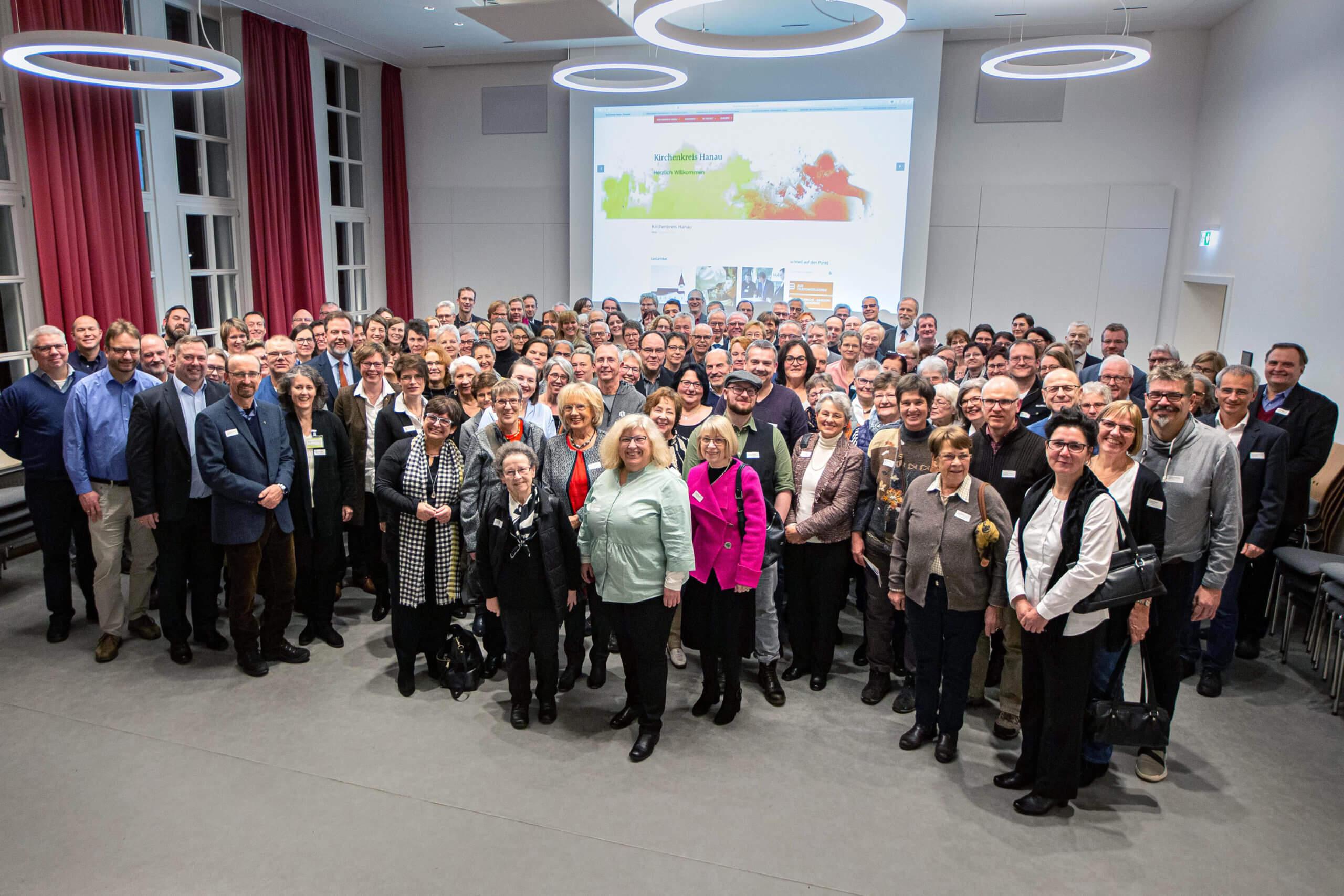 Empfang der Kirchenvorstände im Kirchenkreis Hanau 2019