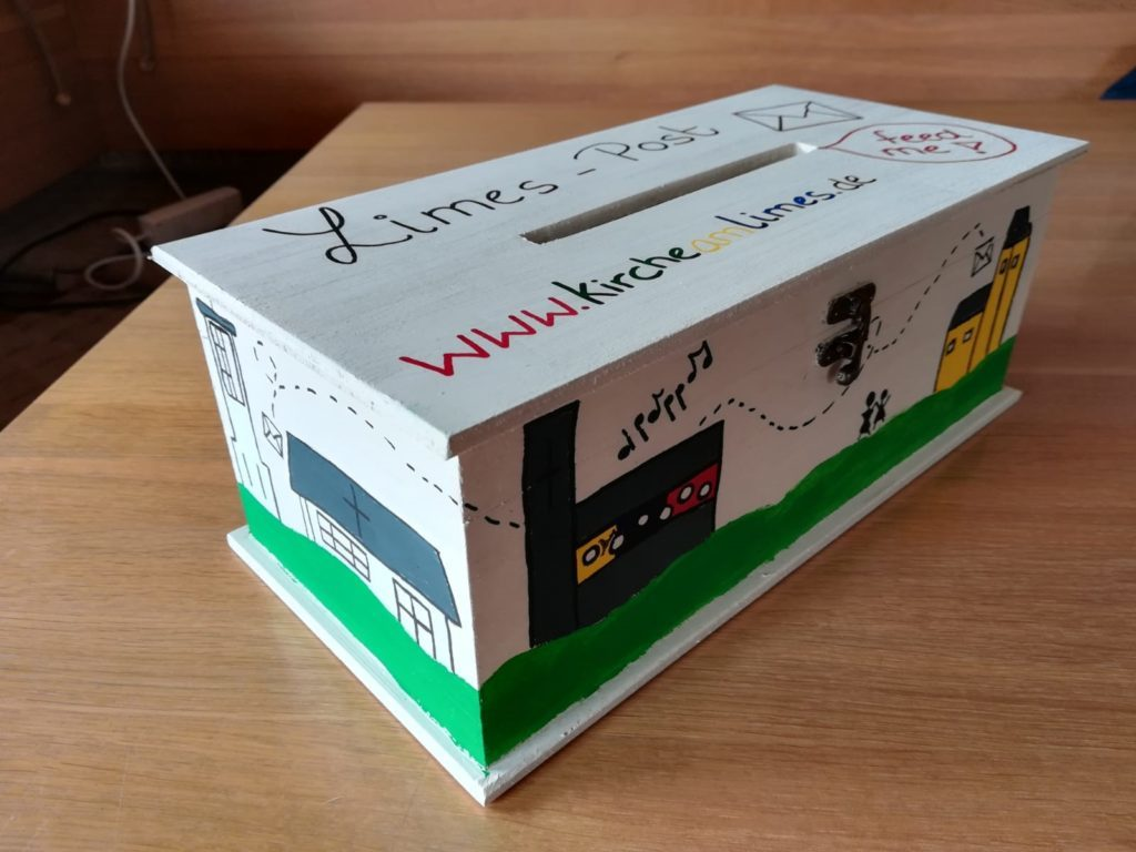 Limes-Briefkasten