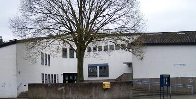 Gemeindezentrum-Waldsiedlung