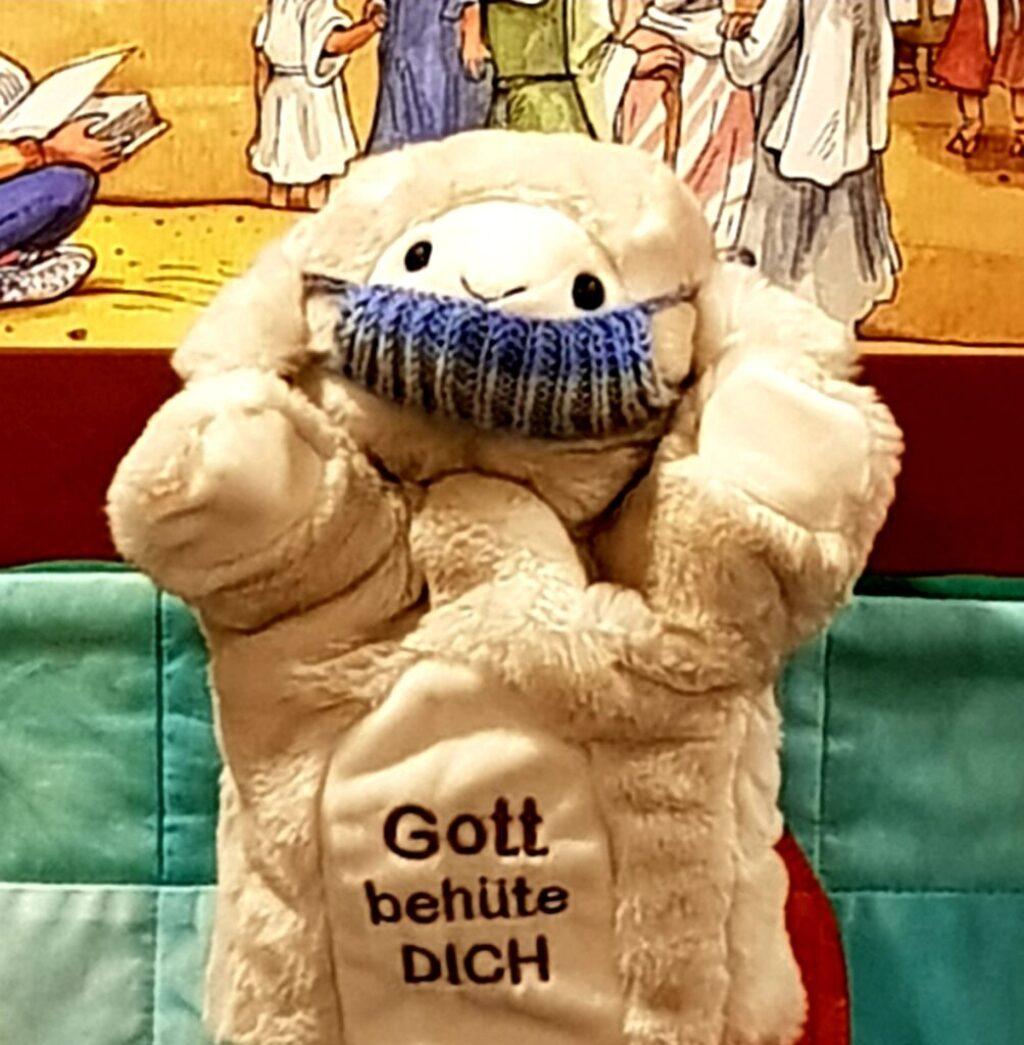 Schaf Wolle Familienkirche